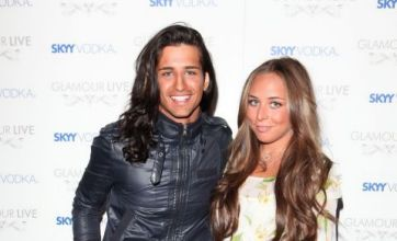 Chloe Green hangs out with Ollie Locke and the MIC gang