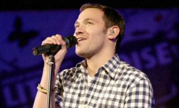Will Young reveals he was 'terrified' of being gay