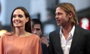 Angelina Jolie in tears as she's honoured at Sarajevo Film Festival