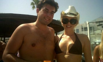 TOWIE's Lydia Bright and James 'Arg' Argent back together in Marbella