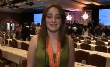 British teen Rebecca Rickwood crowned world Microsoft Excel champion