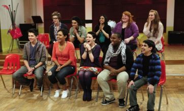The Glee Project, The Code and The Adult Baby: TV Picks