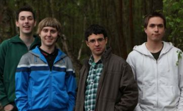 Inbetweeners stars bullied by British tourists on set
