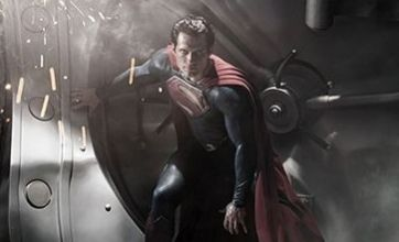 First photo of Henry Cavill as Superman in Man Of Steel revealed