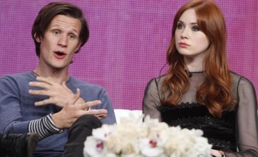 Karen Gillan: My chemistry with Matt Smith is 'heart' of Doctor Who