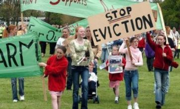 Essex travellers' eviction breaches human rights, says UN professor