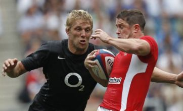 Lewis Moody to remain in World Cup squad despite injury – Martin Johnson
