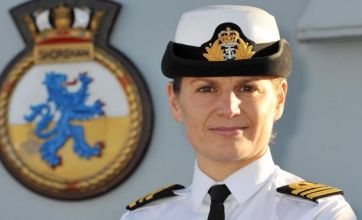 First female warship commander in Royal Navy's history appointed