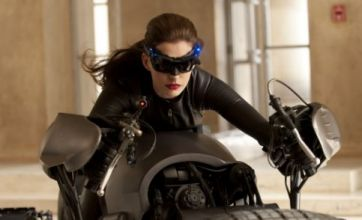 Anne Hathaway: My Catwoman suit in The Dark Knight Rises can do so much