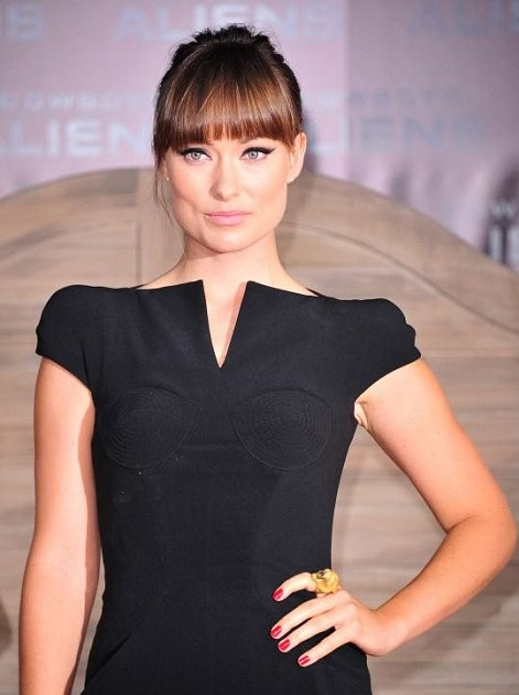 Olivia Wilde thinks Justin Bieber fans will throw 'acid in my face' after she mocked his numerous bare-chested outings in London