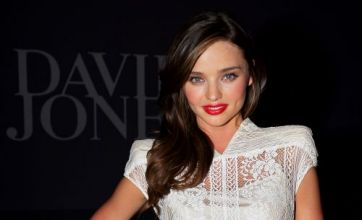 Miranda Kerr: I declined pain relief because I wasn't expecting 10lb baby