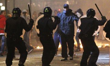 London riots see Amazon baseball bat sales rise more than 5,000 per cent