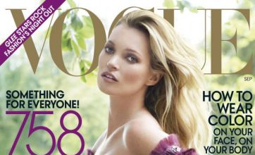 Kate Moss wedding photos with Jamie Hince revealed in US Vogue