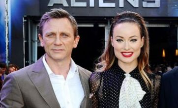 Olivia Wilde: My nude scene with Daniel Craig was wild and scary