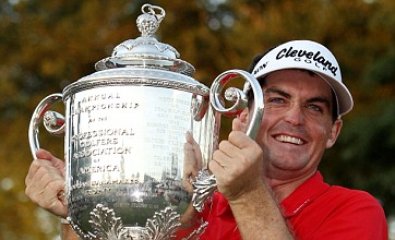 Keegan Bradley beats Jason Dufner in US PGA play-off to claim first major title