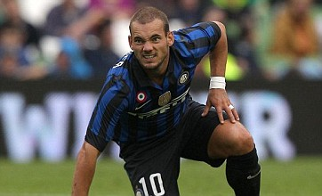 Manchester City 'to offer Inter Milan Carlos Tevez plus cash for Wesley Sneijder'