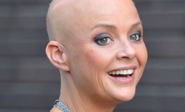 Gail Porter on being sectioned: I thought I would never get out