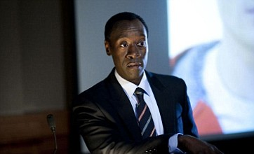 Don Cheadle: I'm lucky acting worked out, because there was no back-up