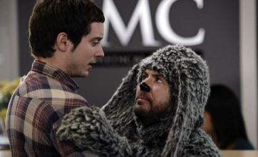 Elijah Wood's comedy Wilfred is no dog