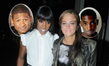 Usher and Tinie Tempah to mentor on X Factor with judges Kelly and Tulisa