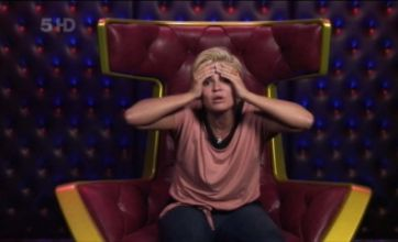 Kerry nominates Bobby and Sally for Celebrity Big Brother eviction