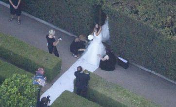 Kim Kardashian to make £11million from Kris Humphries wedding