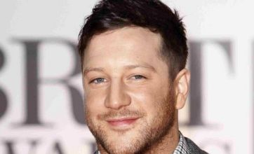 Matt Cardle 'prepared for album launch by singing at weddings'
