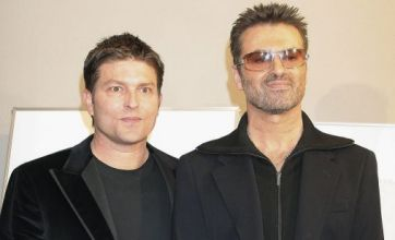 George Michael admits he split with Kenny Goss – two and a half years ago