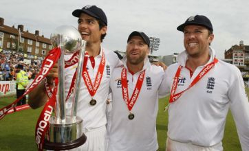 Alastair Cook: It's time to follow Andrew Strauss's example