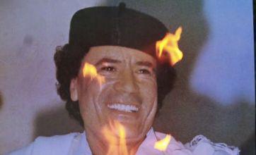 Colonel Gaddafi is cornered, says Nick Clegg