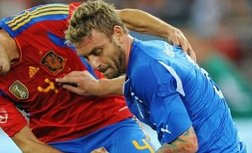 Daniele De Rossi targeted by Man City as Mancini looks to continue spending