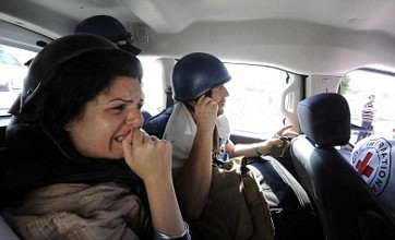 Libya: Four Italian reporters abducted as British journalists freed