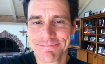 Jim Carrey declares love for Spider-Man's Emma Stone in YouTube video