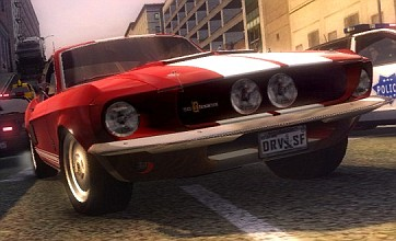 Driver: San Francisco review – ghost car