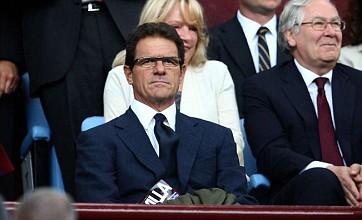 England's Fabio Capello aiming to avoid must-win match vs Montenegro