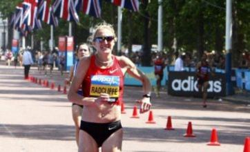 Paula Radcliffe: London 2012 Olympics has kept me from quitting