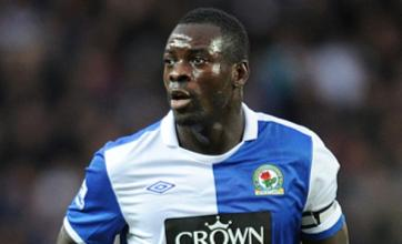 Chris Samba burns bridges by vowing 'a living hell' for Arsenal at Blackburn
