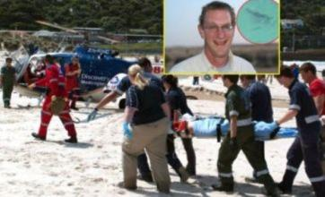 Shark bite Briton Michael Cohen saved by unknown bystanders