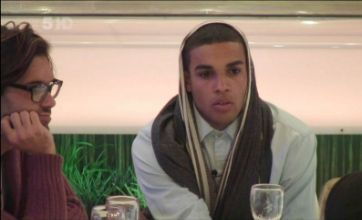 Celebrity Big Brother's Bobby Sabel and Lucien Laviscount discuss sex