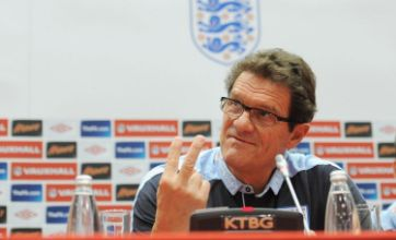 Fabio Capello ready to put trust in youth for England v Bulgaria match