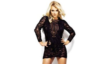 Britney Spears wants to sing for Prince William and Kate Middleton