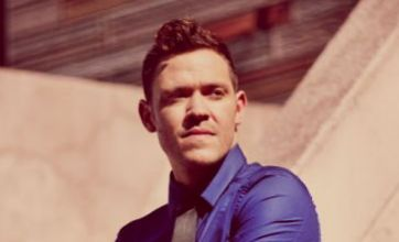 Will Young: I was a wimp next to male model in Jealousy music video