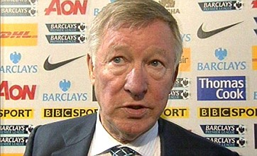 Final Third: Sir Alex Ferguson's BBC return was performed to perfection
