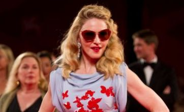 Madonna's W.E. premieres at Venice Film Festival 2011 to mixed reviews