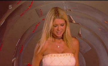 Tara Reid becomes third evictee from the Celebrity Big Brother house