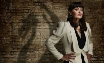 Dragons' Den new girl Hilary Devey becomes Twitter favourite