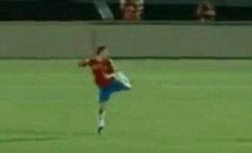 David De Gea left red-faced by Inigo Martinez own goal in Spain U-21 game