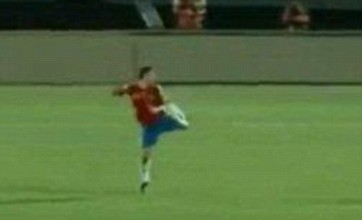 David De Gea left red-faced by Inigo Martinez own goal in Spain U-21 game