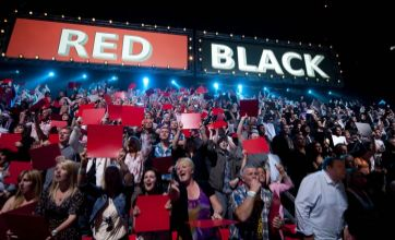 Simon Cowell's Red or Black? loses a million viewers for second episode