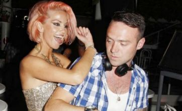 Girls Aloud's Sarah Harding 'splits from fiancé' Tom Crane after rows